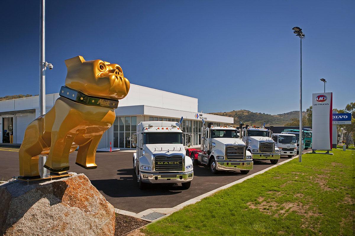 CMV Truck & Bus Sales & Service Centre