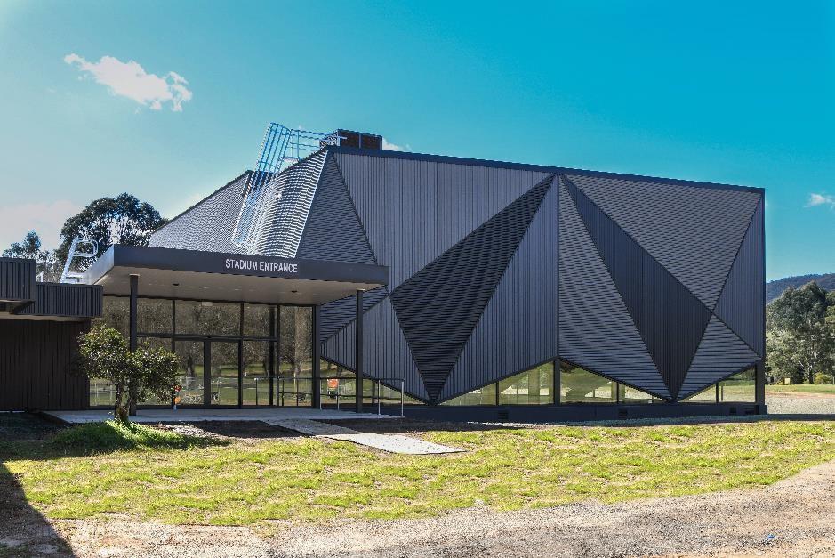 Myrtleford Indoor Sports Stadium Expansion